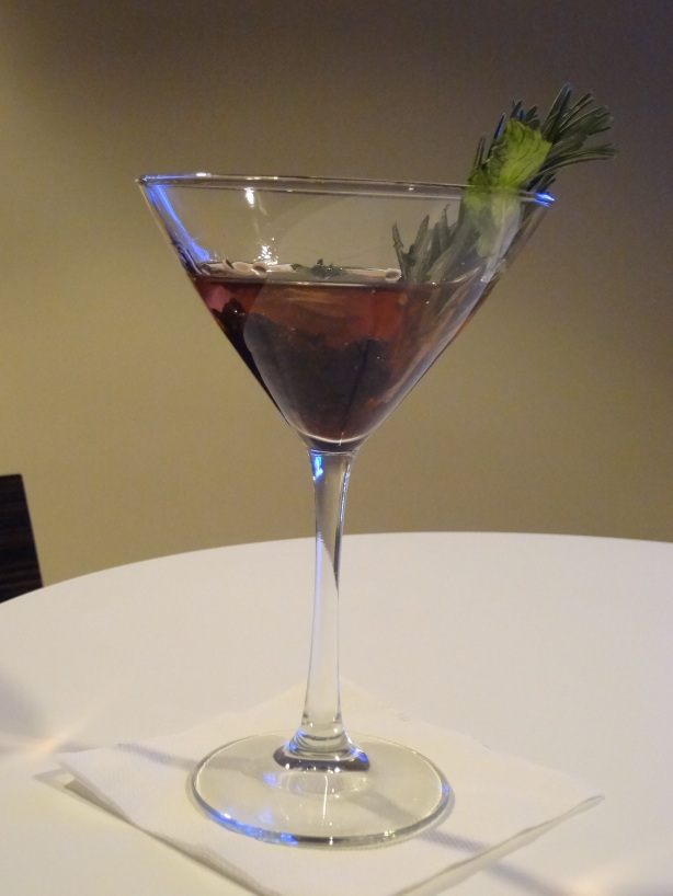 Stages Victoria Gin Martini