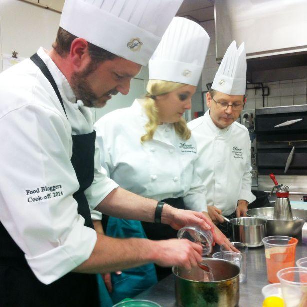 Fairmont Hotel Macdonald - Team Dessert