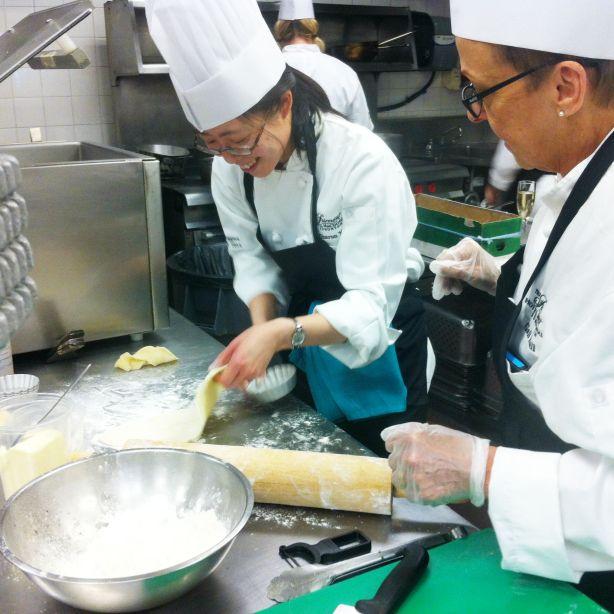 Fairmont Hotel Macdonald - Team Appetizer
