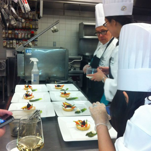 Fairmont Hotel Macdonald - Appetizers Ready