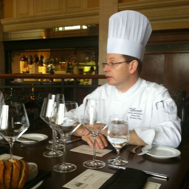 Fairmont Hotel Macdonald - Chef Jost