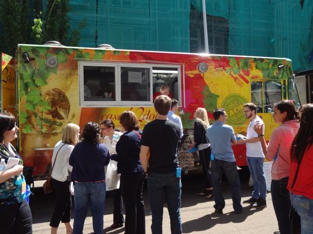 Casa 12 Doce Food Truck