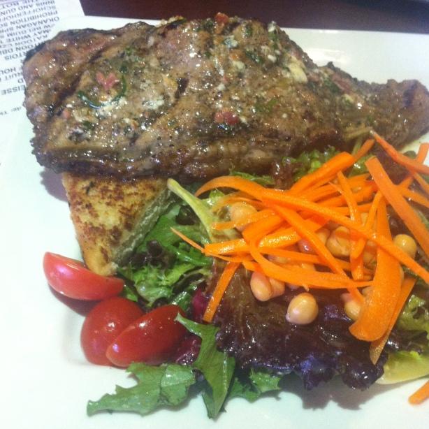 Pourhouse Steak Sandwich