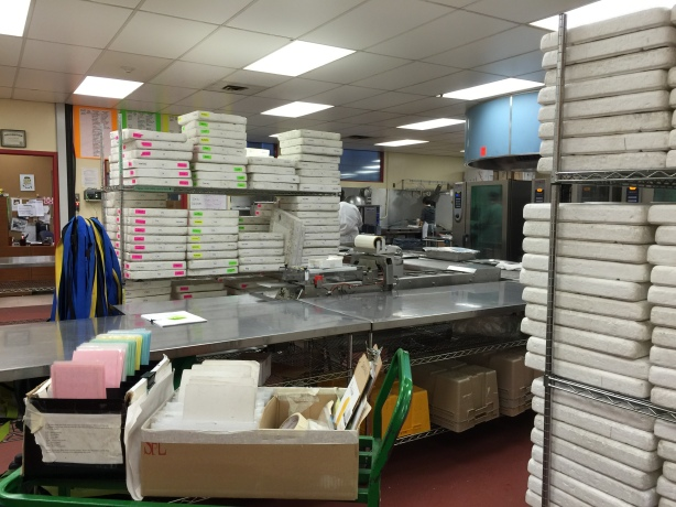 Meals on Wheels Production LIne