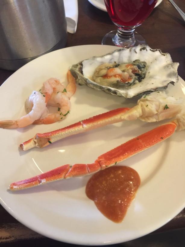 Seafood Saloon